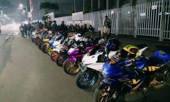Kopdar Serentak GSX Community Nasional (GCN) Dihadiri Ratusan Bikers