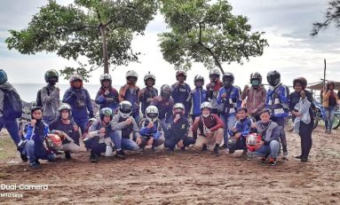 SSFC Banjarmasin Touring Wisata di Era New Normal
