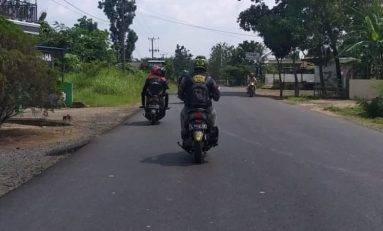 YLCI Regional Jabodetabek Touring Road to Anniversary Yamaha Lexi Community Cianjur (YLCC)