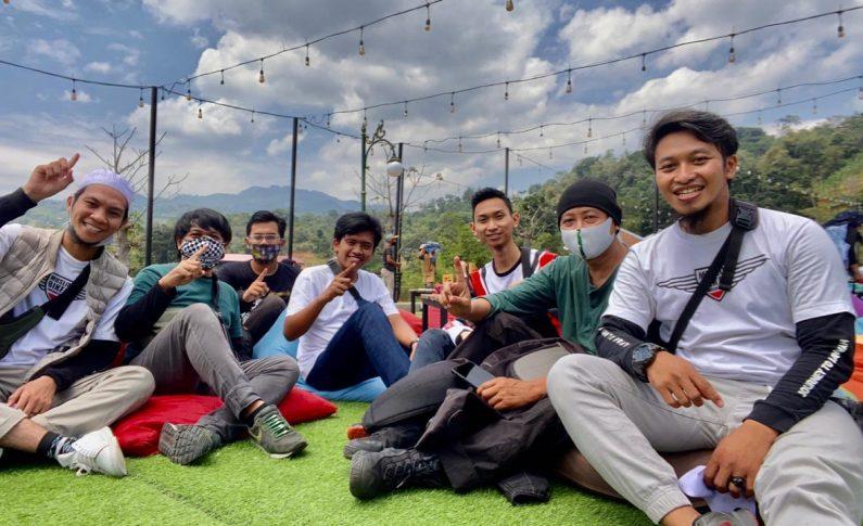 Tepis Pandangan Negatif Masyarakat, Muslim Biker Indonesia (MBI) Tangerang Bikin Kajian Alam Tematik