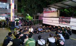 Galang Donasi, 5 Komunitas Maxi Series Sukabumi Gelar Kopdargab