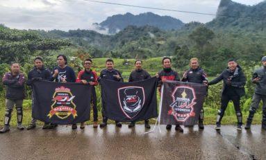 HAI Makassar Touring Eksplor Keindahan Alam Sulawesi Barat