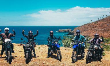 Yamaha Eksplorasi Pantai Amed Bali