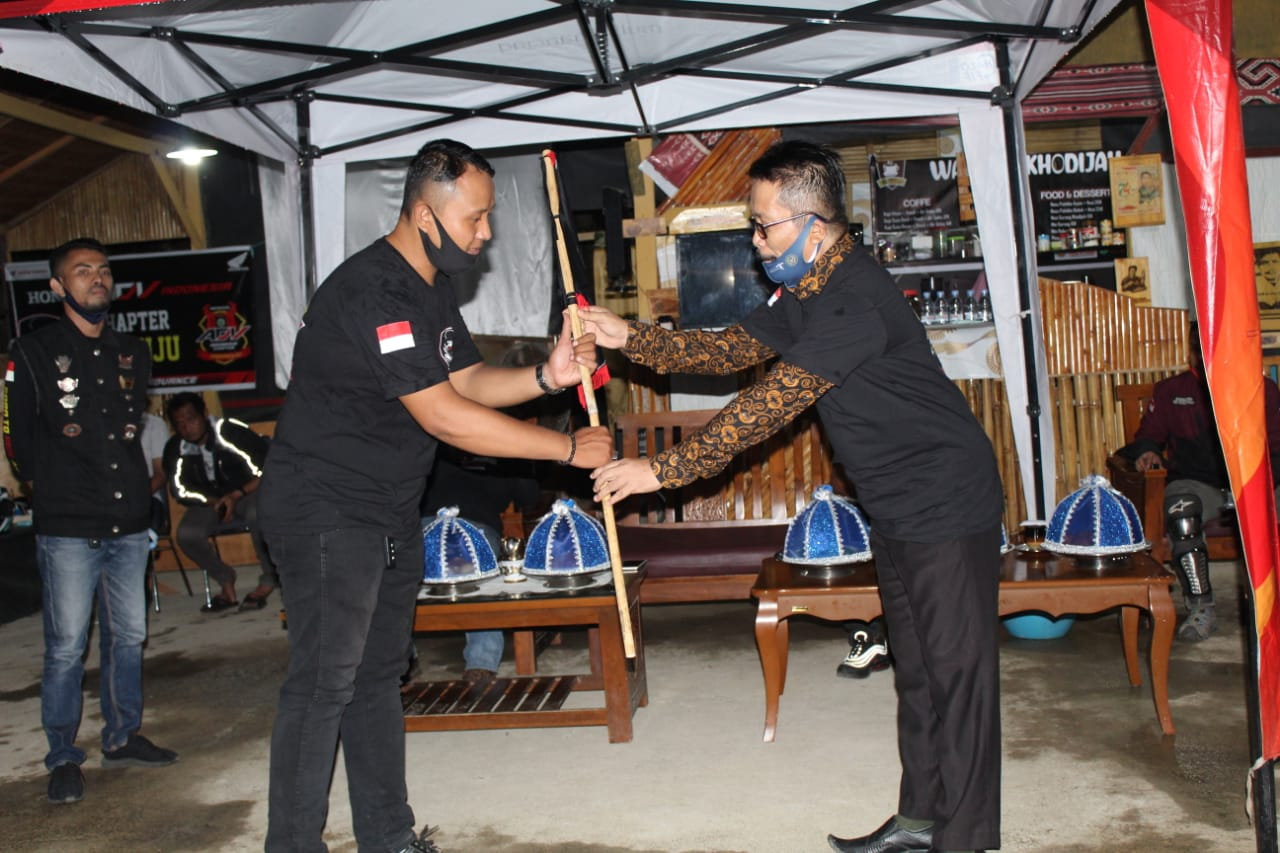 Honda ADV Indonesia (HAI) Mamuju Resmi Deklarasi