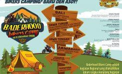 Baderhood Indonesia Siapkan Event Bikers Camp Serentak di Semua Region