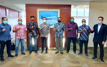 Gandeng Garuda Indonesia, Mandalika Racing Team Indonesia Ikut Promosikan Wisata