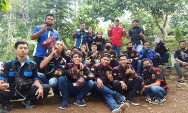 Sunmori Gabungan SUGOI Plat S Jilid 2 ke Objek Wisata Alam Banyu Mili