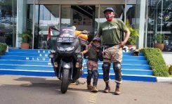 Usai Touring ke Makkah, Lilik Gunawan Menuju Timor Leste