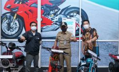 IIMS Motobike Hybrid Show 2020 Diapresiasi Pejabat Jakarta
