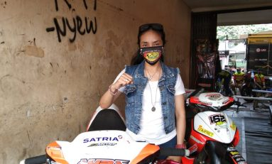 Inuk Blazer Jadi Primadona di ICP Subang