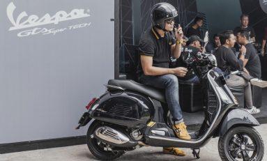 Piaggio Indonesia Tantang Bikers Uji Kecanggihan Vespa GTS Super Tech 300