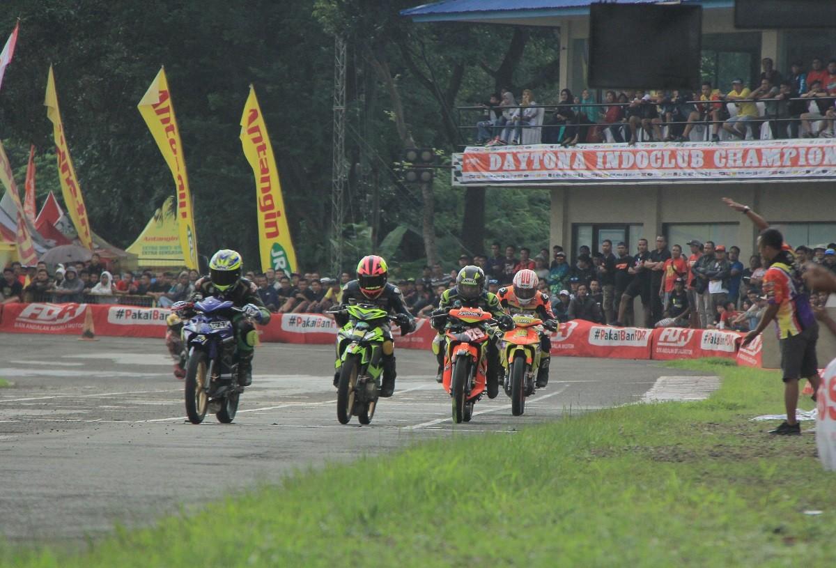 Digelar Bareng Pelantikan Presiden Jokowi, Seri 4 Indoclub Championship 2019 Dijaga Ketat Polisi Militer