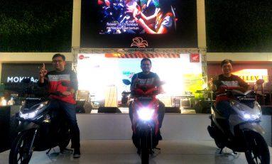 DAM Resmi Luncurkan All New Honda BeAT Series di Jawa Barat