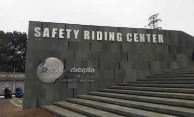 Miliki Standar untuk Kompetisi, Intip Fasilitas Lengkap Safety Riding Center DAM