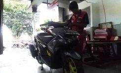 Switch Rem Bermasalah, Yamaha Recall Aerox 155 dan FreeGo