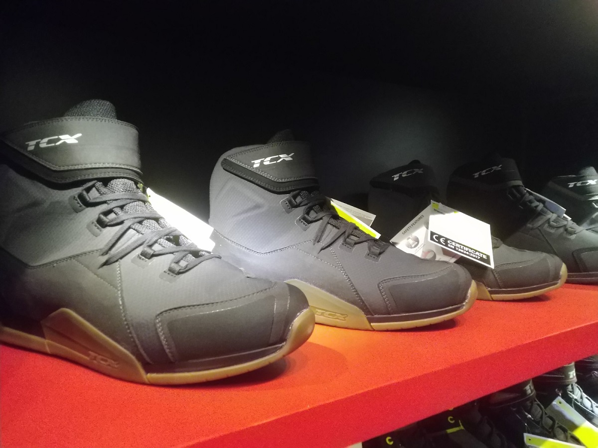 Punya Bahan dan Teknologi Khusus, TCX Boots Hadir untuk Penuhi Kebutuhan Bikers