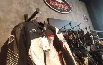 RC Motogarage Hadirkan Apparel Bikers Besutan Kushitani, Pas untuk Harian dan Balap