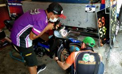 JC Suspension Permudah Pebalap Setting Suspensi Depan Tanpa Campur Tangan Mekanik