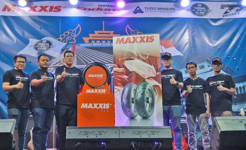 Maxxis Indonesia Luncurkan Ban Terbaru Victra S 98 ST Ring 13 dan 14