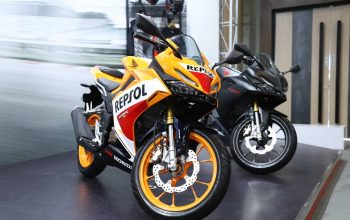 AHM Luncurkan Generasi Terbaru All New Honda CBR150R