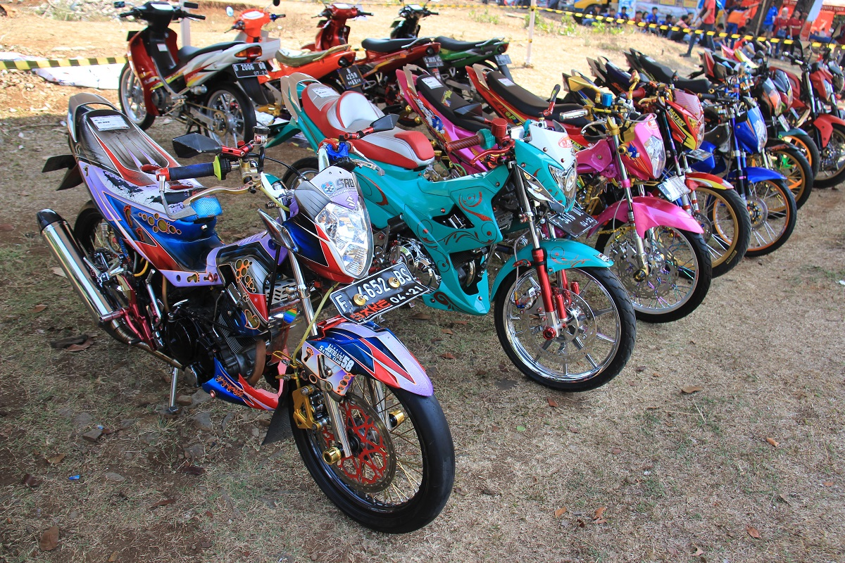 Bikers Suzuki Satria Punya Imej Buruk di Masyarakat, Ini Kata Ketua Satria Club Indonesia (SCI)