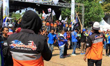 Jamnas Satria Club Indonesia (SCI) ke-17 Sekaligus Resmikan Korwil Kalimantan Utara