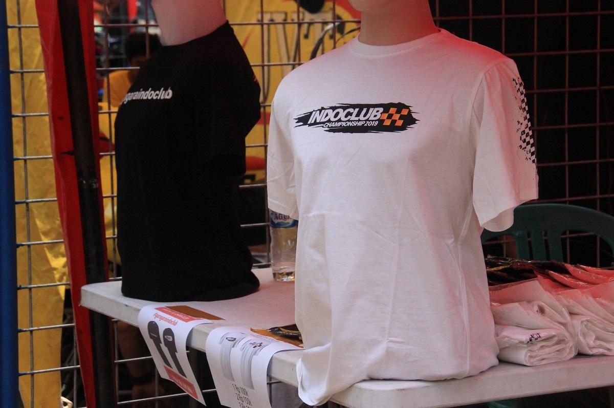 Beli Kaos Indoclub Berhadiah Motor