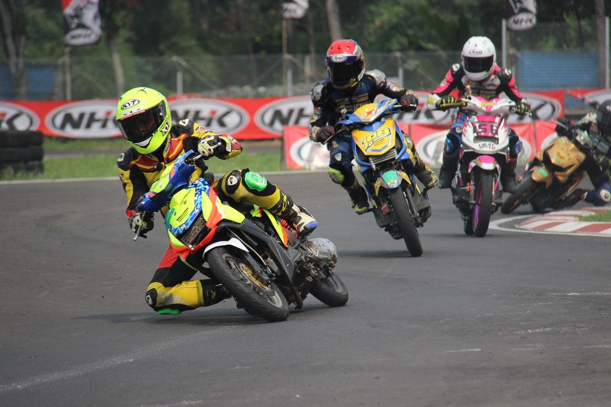 Indoclub Sentul: Diikuti 234 Starter, Berikut Hasil Indomatic Race