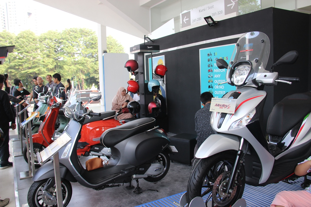 IIMS 2021 Digeser ke April