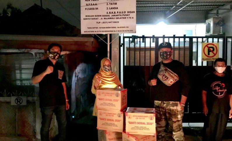 IPMI Peduli Sambangi Yayasan Insan Amalia Untuk Berbagi
