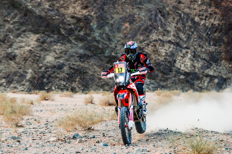 Jose Ignacio Cornejo Rajai Stage Pamungkas Reli Dakar Arab Saudi 2020