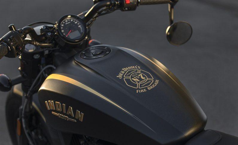 Kolaborasi dengan Jack Daniel's, Indian Luncurkan Motor Spesial di Sturgis Motorcycle Rally