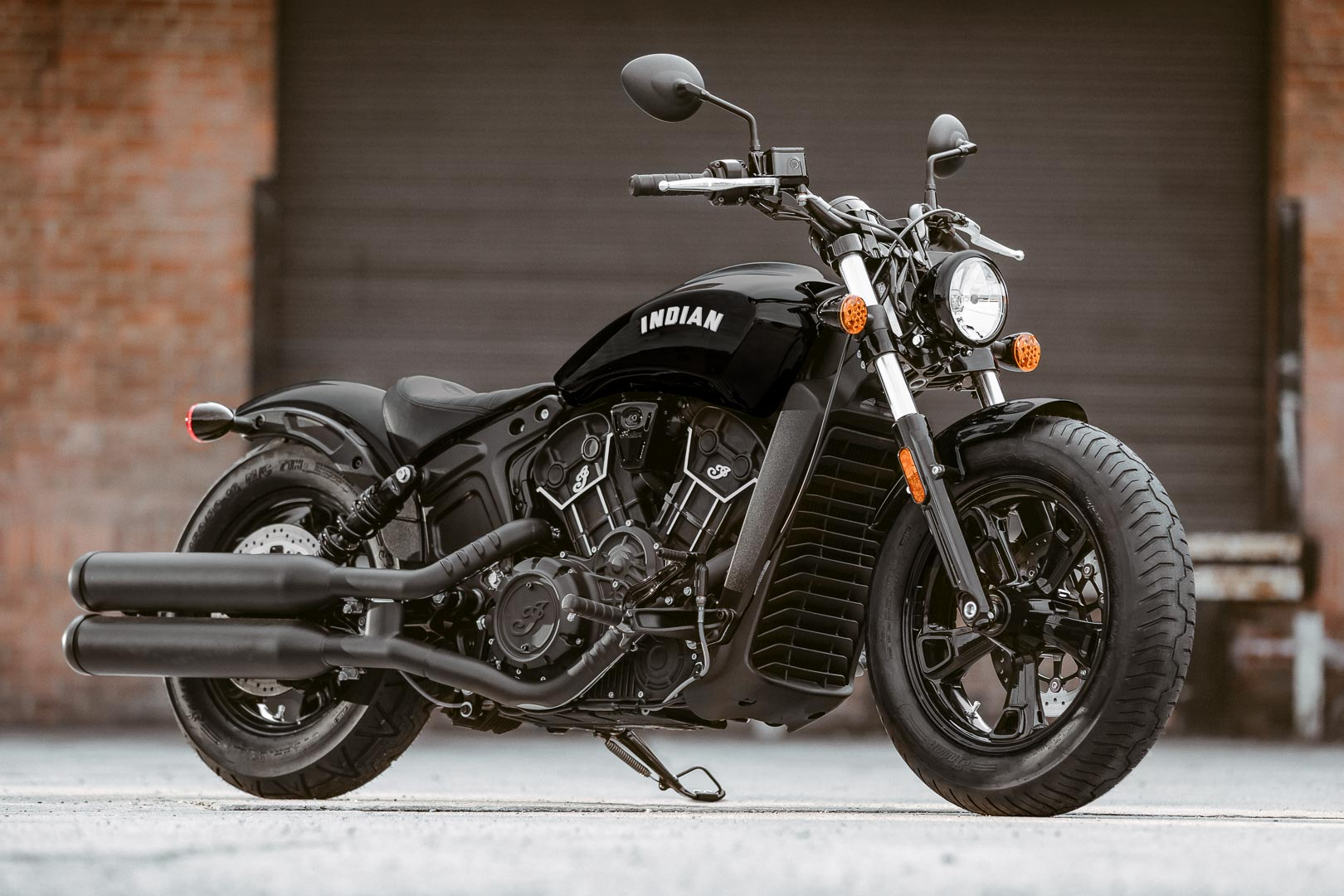 Indian Motorcycles Resmi Perkenalkan Varian Entry Level, Scout Bobber Sixty