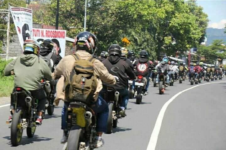 Supermoto Plat H Siap Meriahkan International Supermoto Ride Day (ISRD) 2020