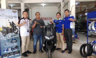 Komunitas Maxi Yamaha Terus Berkembang di Bangka Belitung