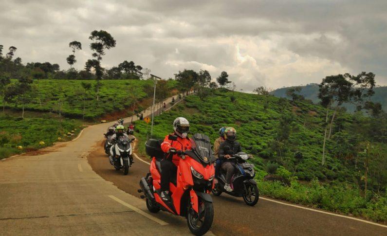 Jakarta Max Owners (JMO) Touring Wisata ke Cianjur