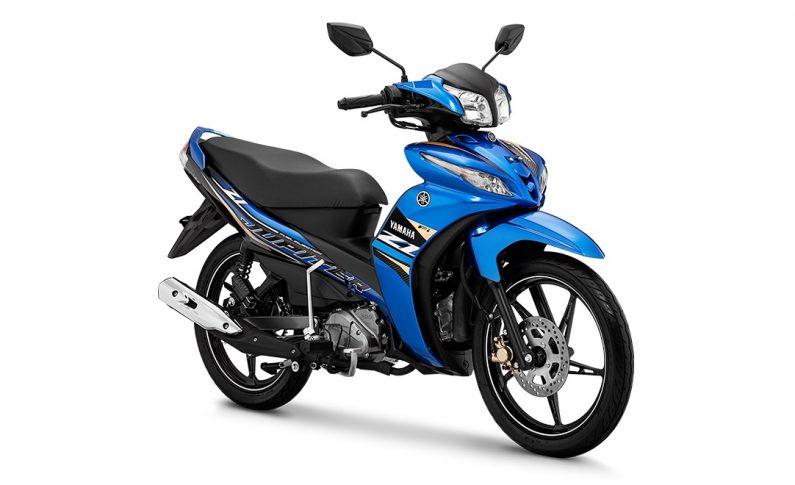 Yamaha Jupiter Z1 2020 Hadir dengan Warna Baru