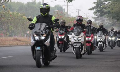 Komunitas Journalist Max Community (JMC) Touring Jakarta-Bandung