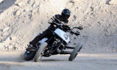 Beli Lisensi KTM, Yamaha Siapkan Skuter Roda Tiga Model Anyar
