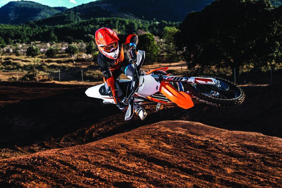 Saat Produsen Lain Merugi, KTM Justru Raup Keuntungan dari Corona