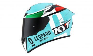 KYT TT Course, Helm MotoGP dengan Harga Ekonomis