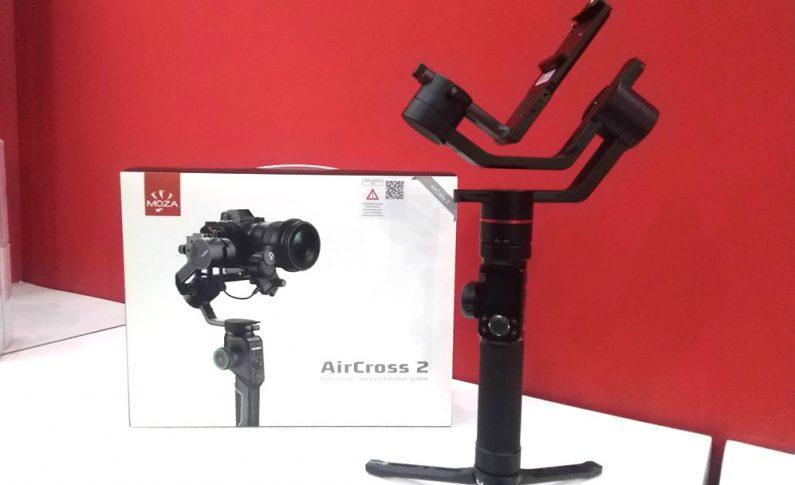 Moza AirCross 2 Pro, Stabilizer Mutakhir untuk Pecinta Fotografi dan Vlogger