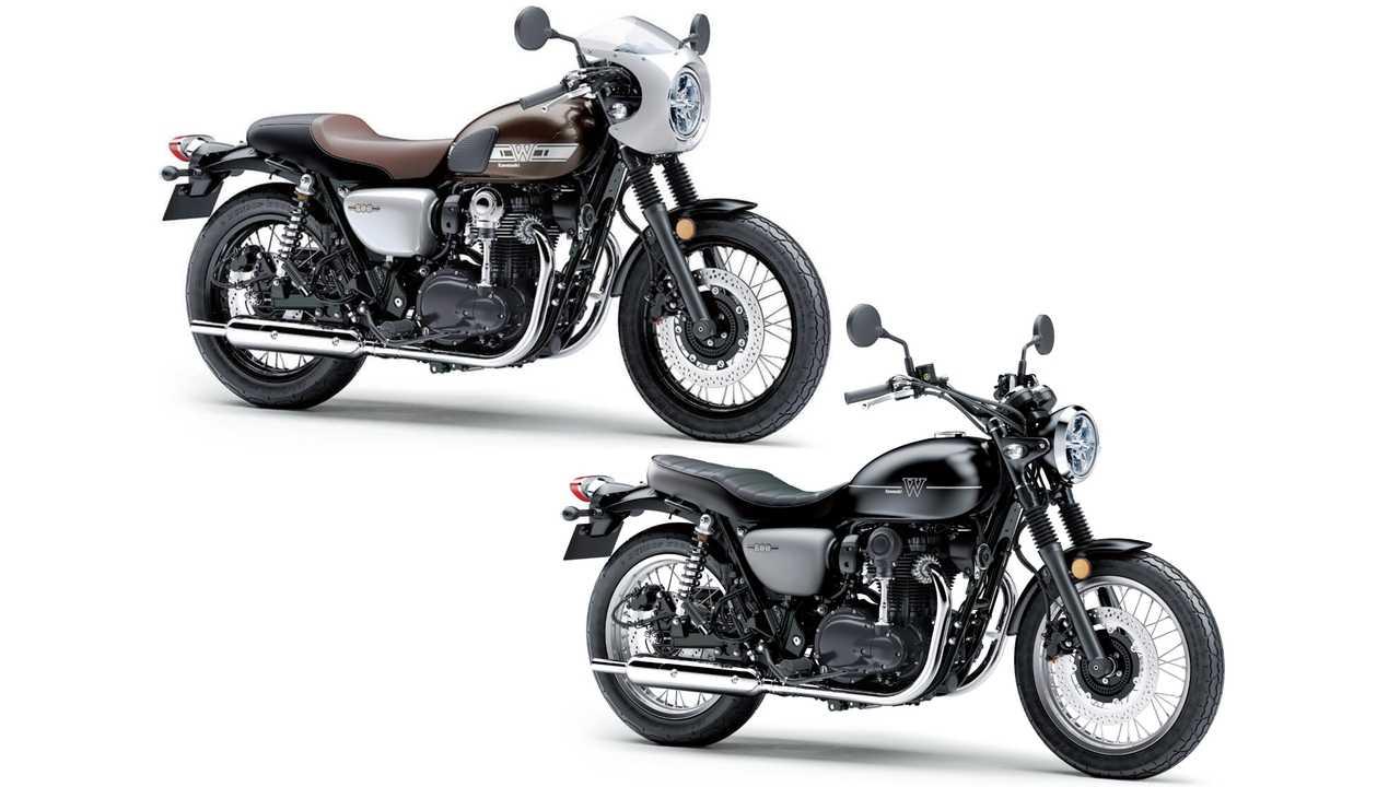 Kawasaki Siapkan Moge Scrambler Klasik di EICMA 2019