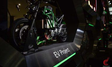 Diam-diam Kawasaki Siapkan Motor Sport Listrik, Ambil Basis Ninja 650