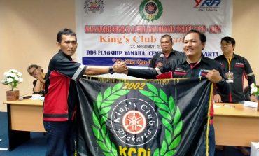 Mubes King Club Djakarta (KCDj) 2020 Dihadiri Presiden Yamaha RX-King Indonesia (YRKI)