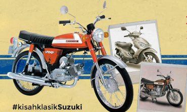 Suzuki Ajak Bikers Indonesia Berbagi Kisah Klasik. Ada Hadiahnya Lho!