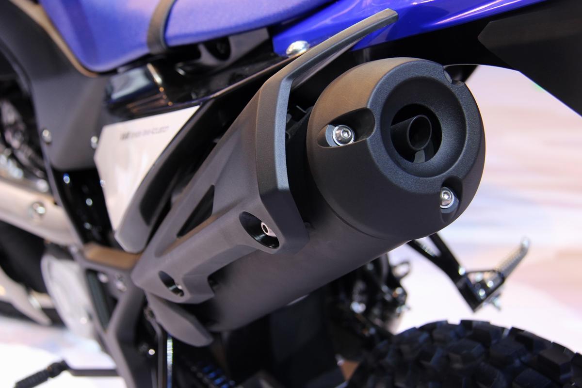 Knalpot Yamaha WA 155R