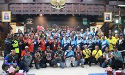 Honda Rebel Community Indonesia (HRCI) Chapter Jawa Timur Resmi Deklarasi