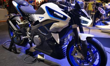 Kymco RevoNEX, Motor Naked Listrik yang Curi Perhatian di EICMA 2019