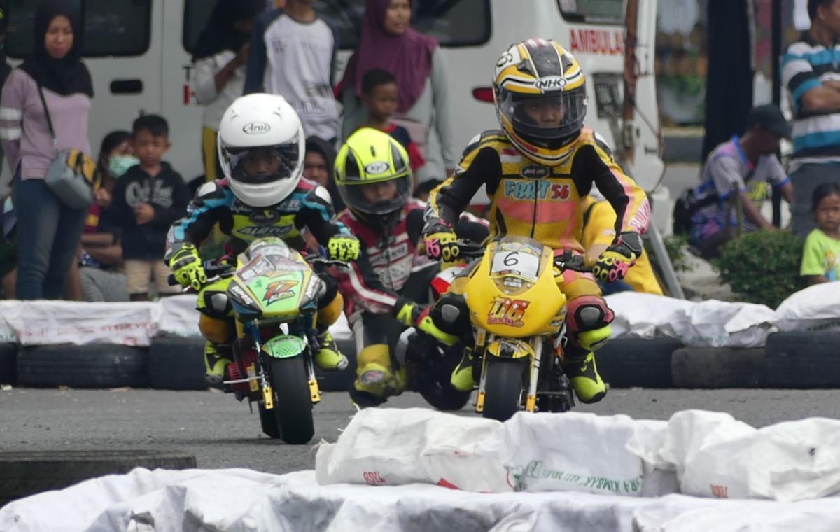 Hasil Lengkap LENKA MiniGP Cup Prix Jogja 2020
